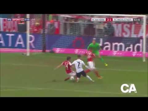 Manuel Neuer vs Ingolstadt 16/09/16