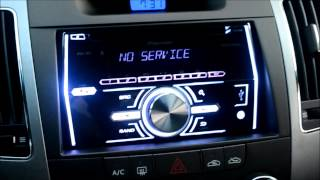 My 09 Sonata Update and Review Of new headunit