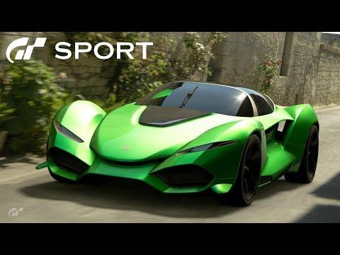 GT SPORT - Iso Rivolta Zagato Vision GT REVIEW