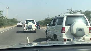 Billionaire Abhishek Verma's High Level Security Convoy