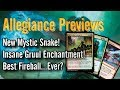 Ravnica Allegiance Spoilers Counterspell on a Stick, Incredible New X Spell, and More!