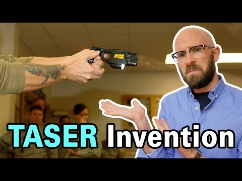 Who Invented The Taser?