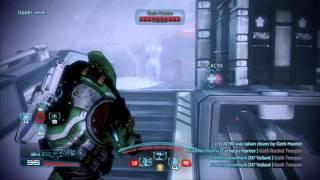 Mass Effect 3:Turian Saboteur Engineer