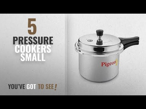 Top 10 Pressure Cookers Small [2018]: Pigeon By Stovekraft Favourite Induction Base Aluminium