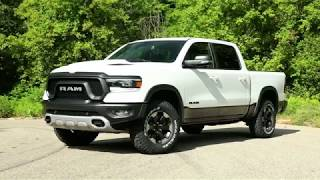 NEW SPECIAL-EDITION 2019 RAM 1500 REBEL 12