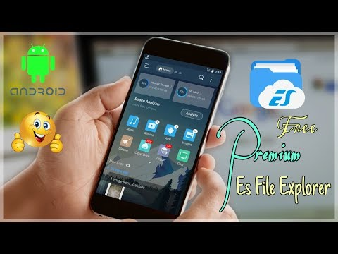 Upgrade Es File Explorer To Premium || Ads Free, Themes & Much More ..🔥