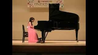 2014/11/09 10歳 PTNA PIANO STEP 応用1 「アラジン」より~ホール・ニ...