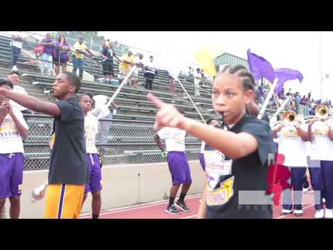 Edna Karr Marching in to Jamboree 2017