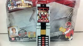 Review: Samuraizer Morpher - New 2012 Version (Power Rangers Super Samurai)