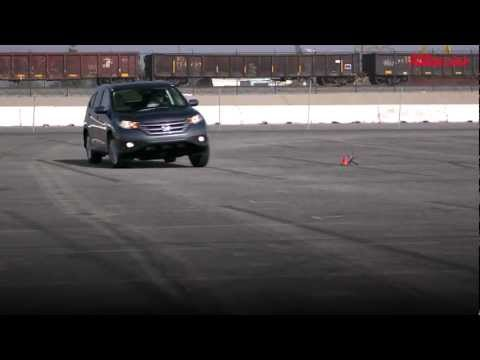 2012 Honda CR-V Track Tested - Inside Line