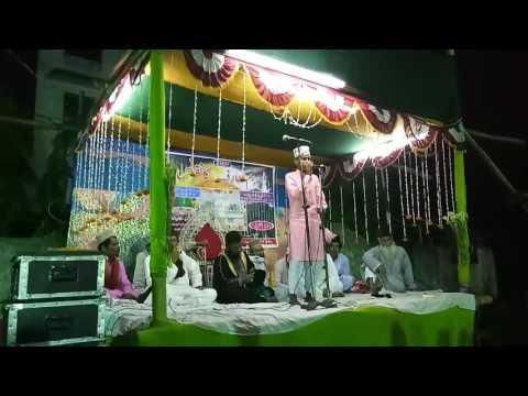 Zohaib Nizami at Bazme Arif Conference Budge Budge Koilasadak Chhoti Masjid