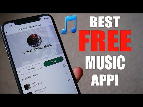 Best Free Music App For IPhone & Android (Offline Music)