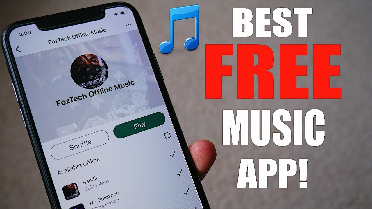 Best Music App For Iphone Android Offline Music Youtube