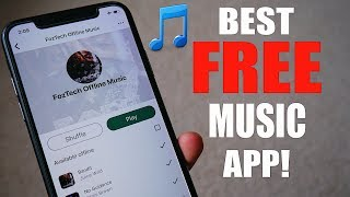 Best Free Music App for iPhone amp; roid (Offline Music)