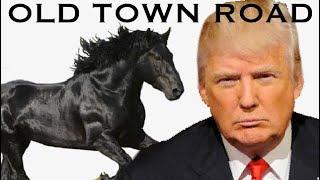 "Trump Sings ""Old Town Road"" By Lil Nas X"