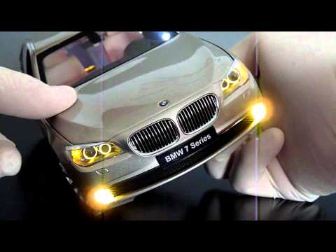 BMW 750Li Kyosho 1 18 LED Licht Tuning Conversion M3 M5