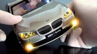 BMW 750Li Kyosho 1:18 LED Licht Tuning Conversion M3 M5