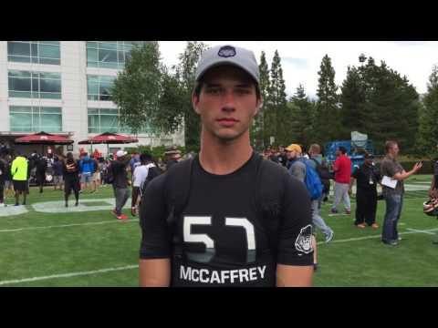 Dylan McCaffery QB '17: The Opening Finals Interview - CollegeLevelAthletes.com
