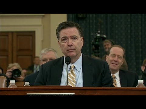 Comey: Obama could not order wiretap alone