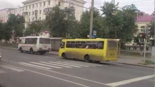 Sony Xperia S (Android 4.0 ICS) - Челябинск (через стекло автобуса)(, 2012-08-03T09:19:29.000Z)
