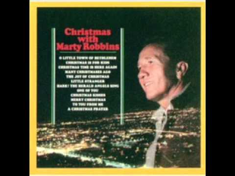 Marty Robbins - Many Christmases Ago