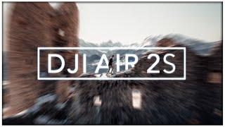 Fly through GERMANY - DJI Air 2s