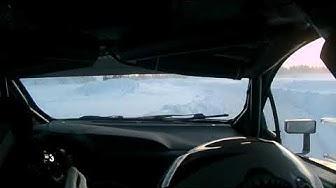 Kalle Rovanperä - Arctic Lapland Rally 2020 | Shakedown | Toyota Yaris WRC