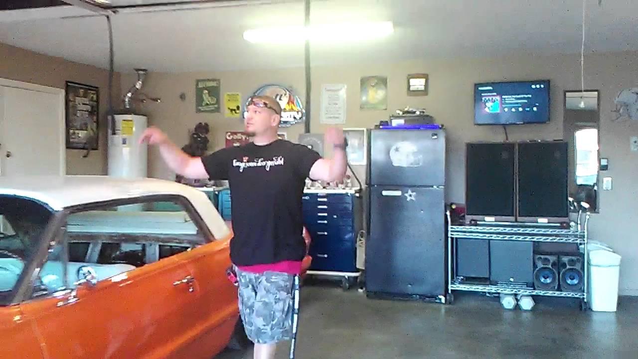 lifestyle garage screen door by screen kings