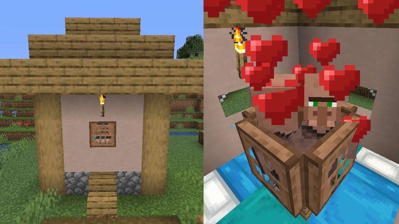 Simple Survival Villager Breeder 9.99.9+