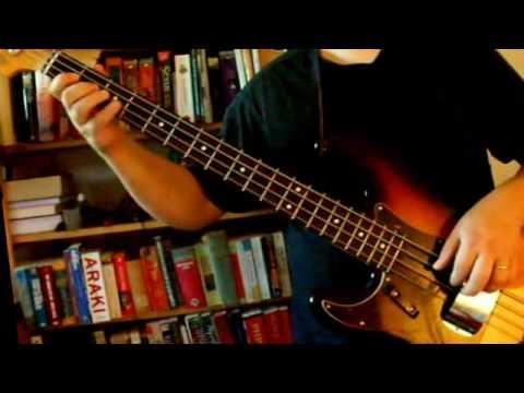 Darling Dear - Jackson Five - James Jamerson bass line cover (transcription  & tab provided)