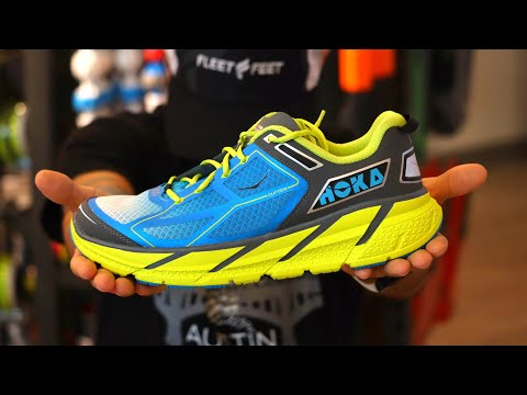 HOKA CLIFTON 1 REVIEW (2018 RE-RELEASE) | THE GREATEST SHOE