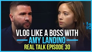 How To Kill It Online With Video Blogging - Real Talk With Carlos Gil Episode 30