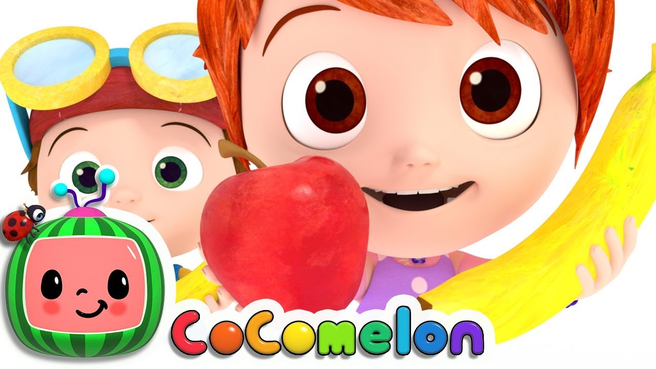 Les And Bananas Song Cocomelon Nursery Rhymes Kids Songs