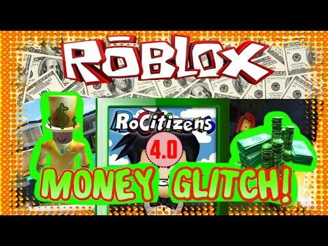 Rocitizens MONEY GLITCH 4.0! [WORKING] [SEPTEMBER 2016] (Roblox) EARN 1 BILLION FAST!!!
