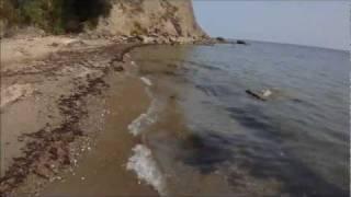 видео База отдыха Золотая бухта