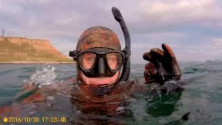 Моё первое подводное видео! Одесса, Чёрное море, Мыс Зеленый.(, 2016-11-02T07:17:17.000Z)