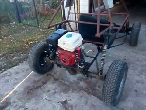 видео: Костин автомобиль БАГГИ