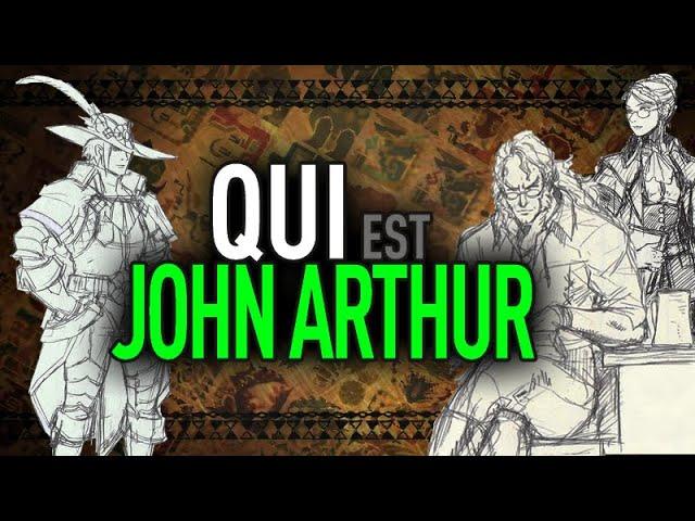 Histoire de MH #6 - Les Scribes de Paléontologie Royale, Qui est John Arthur ?
