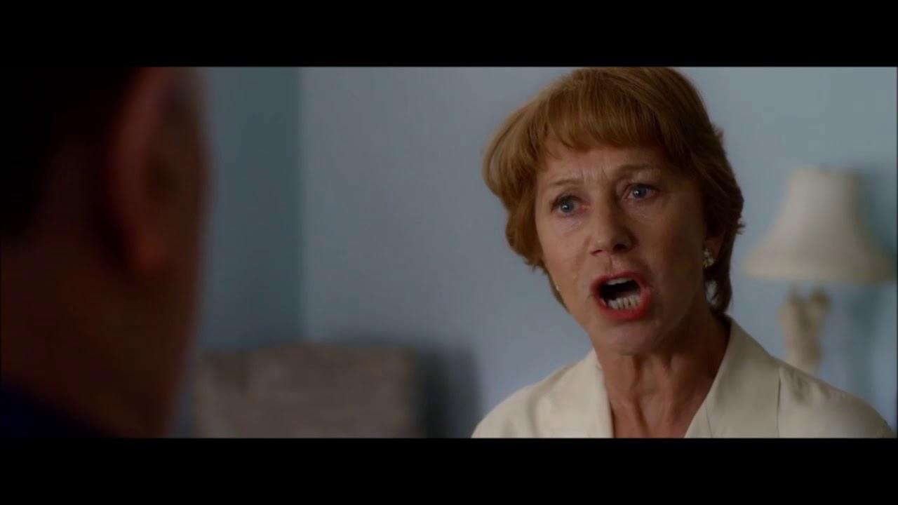 Helen Mirren amazing scene from Hitchcock