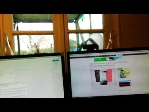 Videotest Acer Liquid S2