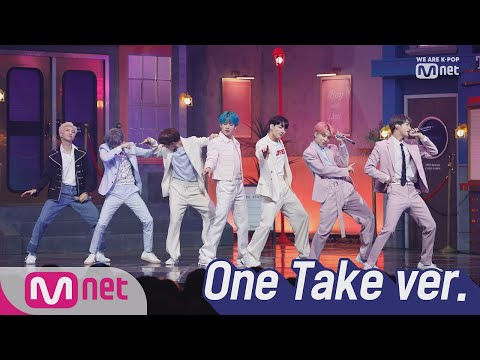[BTS - Boy With Luv (One Take ver.)] Special Stage | M COUNTDOWN 190418 EP.615
