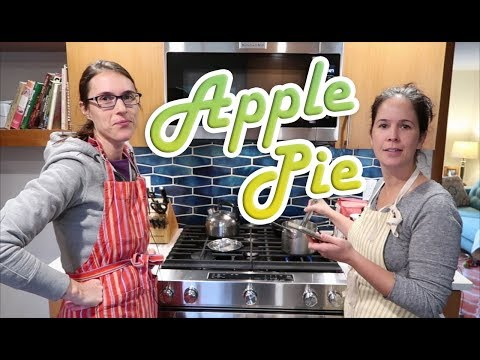 English Speaking Practice – Learn English Pronunciation through Real-Life Conversation – Pie Making!
