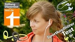 Test Sportkopfhörer mit Bluetooth & Kabel: Welcher sitzt perfekt?
