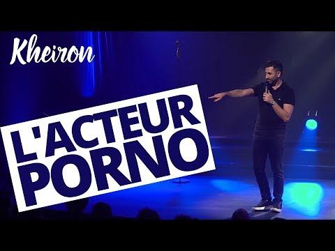 L'acteur porno - 60 minutes avec Kheiron