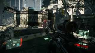 Crysis 2 Gameplay HD PC 2015