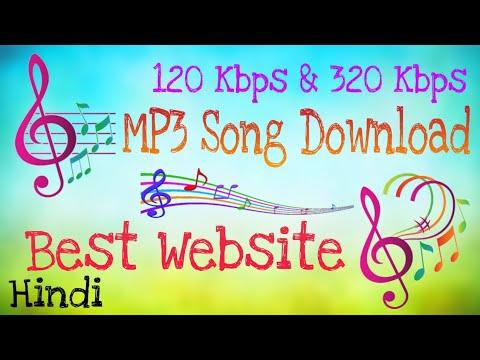 👍  Songs Download Best Website / 320kbps,120kbps, 64kbps #hindisongs #hindi #songdownload