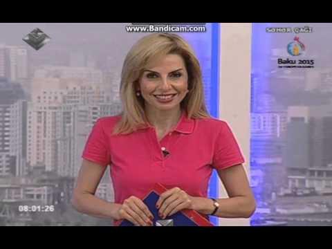 LIDER TV seher chagi Lamiye Alekberqizi