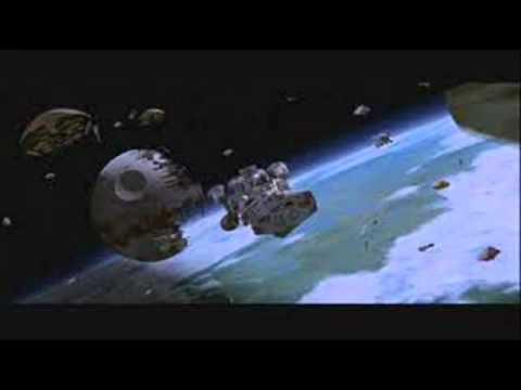 Star Wars Mezcla Battle Of Endor Music (IMMA)