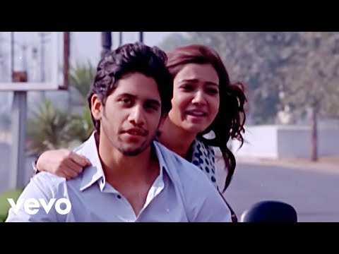 Yemaaya Chesave - Vintunnavaa Telugu Video | Naga Chaitanya, Samantha
