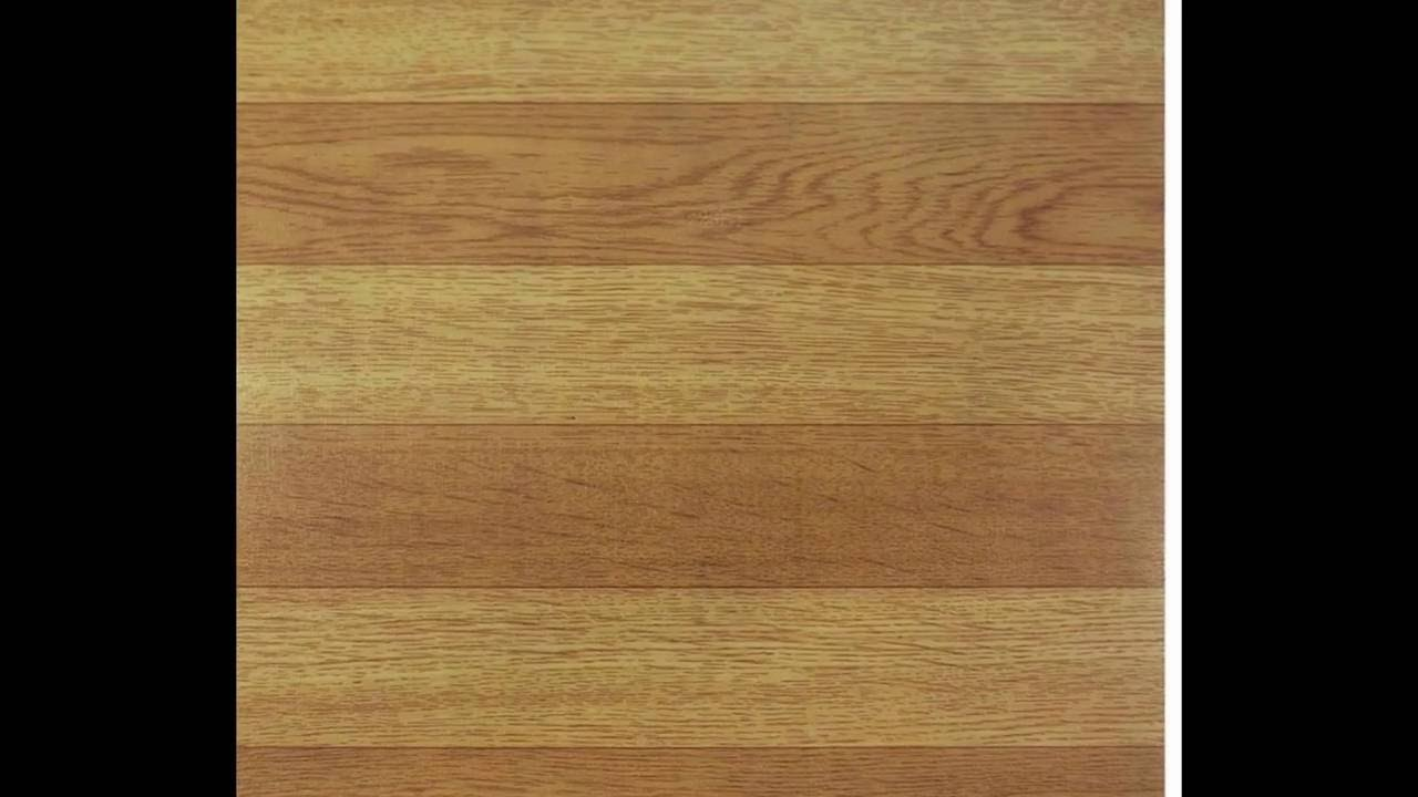 Wholesale Standard Size Wood Grain Peel And Stick Pvc Tile Vinyl